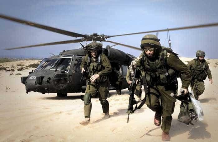 armia-izrael