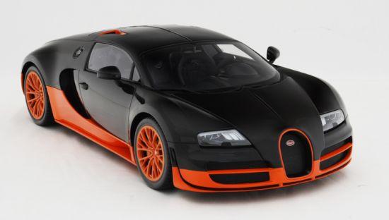 Bugatti Veyron Super Sport1