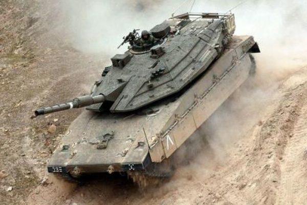 battle tank merkava 26