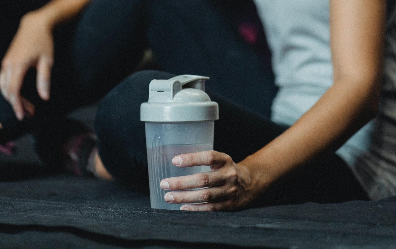 co pić podczas treningu
