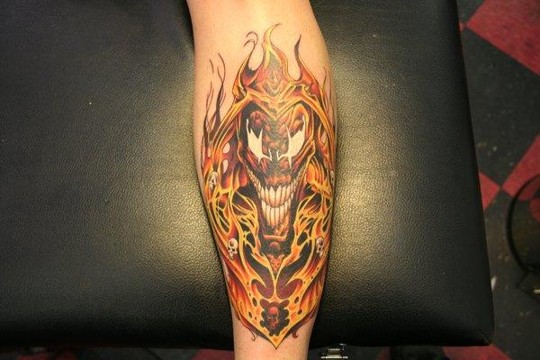 diabel-tatuaz