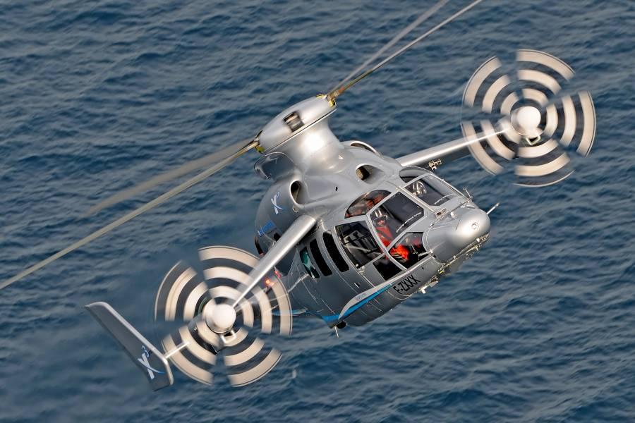 helikopter eurocopter x3 1