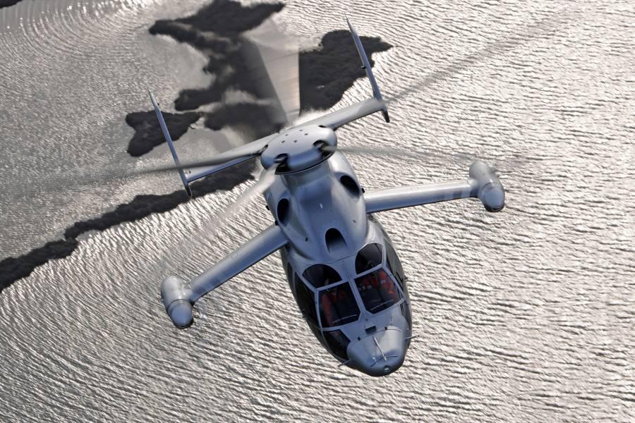helikopter eurocopter x3 4