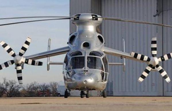 helikoptereurocopter x3 0