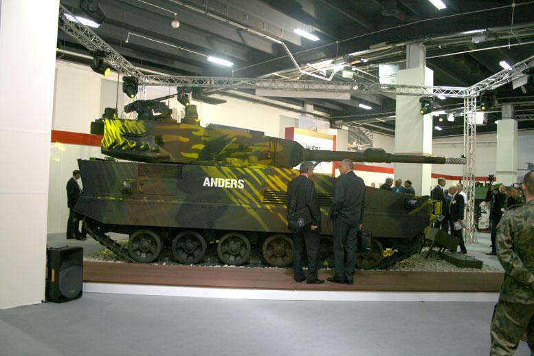 polish tank anders 1