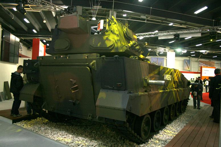 polish tank anders 3