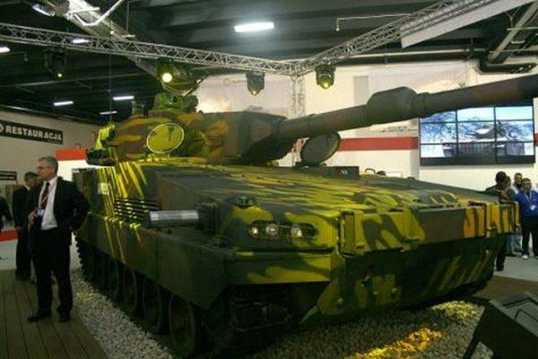 polish tank anders 4
