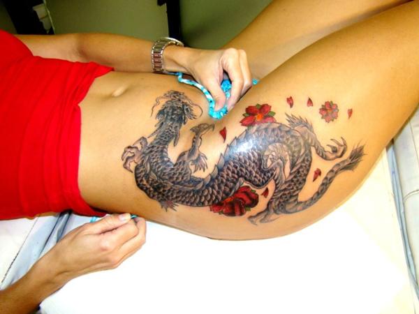 Znaczenie Tatuażu Twardzielpl Blog Dla Twardych Mężczyzn
