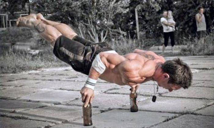 street workout art