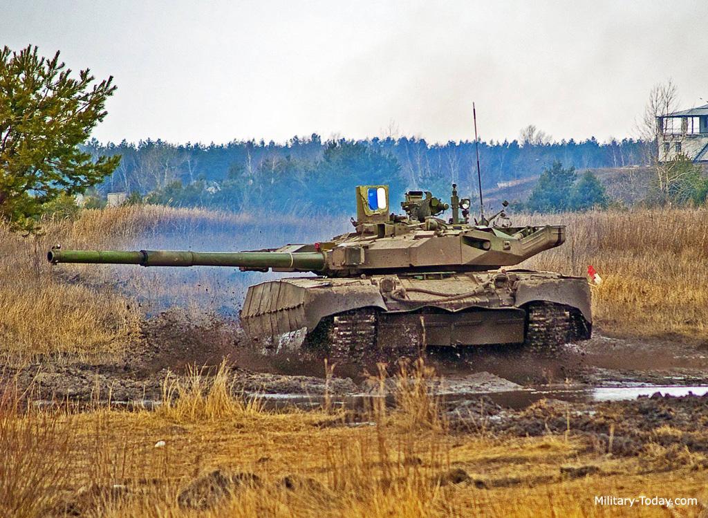 ukrainski czolg oplot M