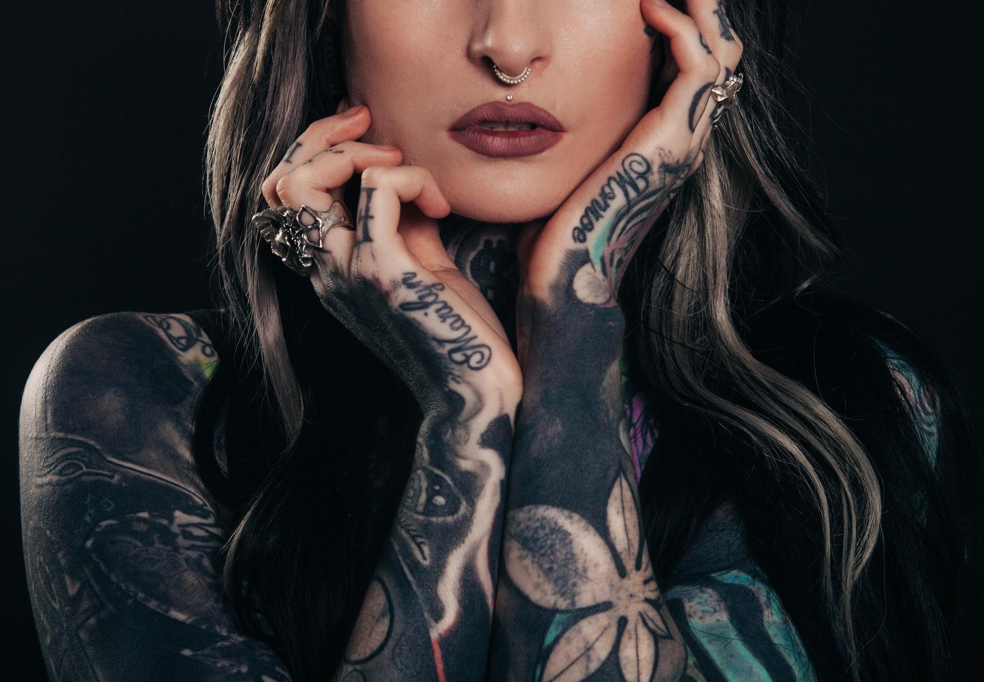 znaczenie symboli w tatuażu