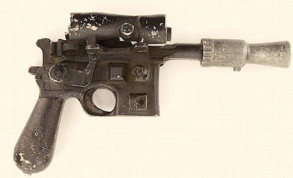 Pistolet Hana Solo