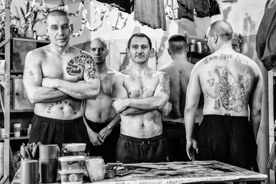 Polskie tatuaże więzienne