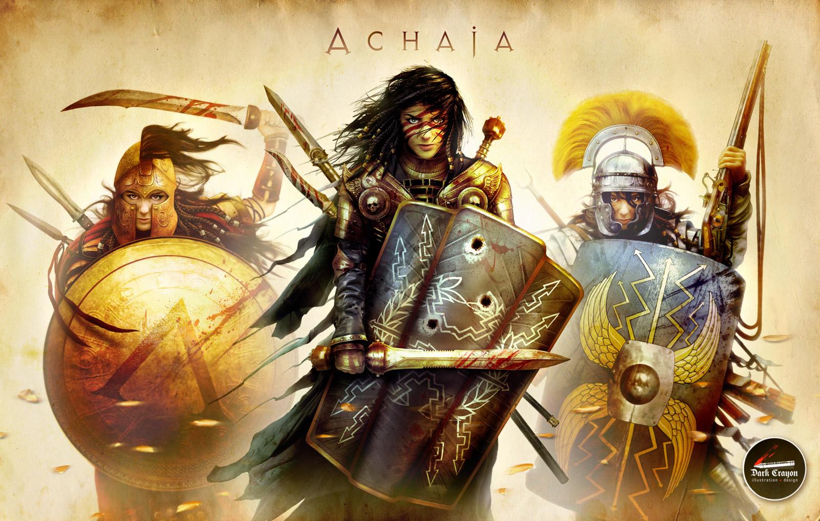 Pomnik Cesarzowej Achai - tom 3 recenzja