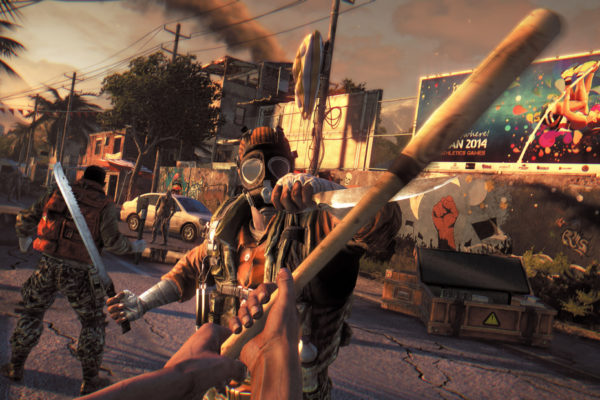 dying light zwiastun