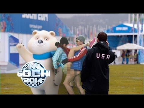 Seks w wiosce olimpijskiej Soczi