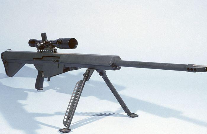 Barrett M82 karabin wyborowy