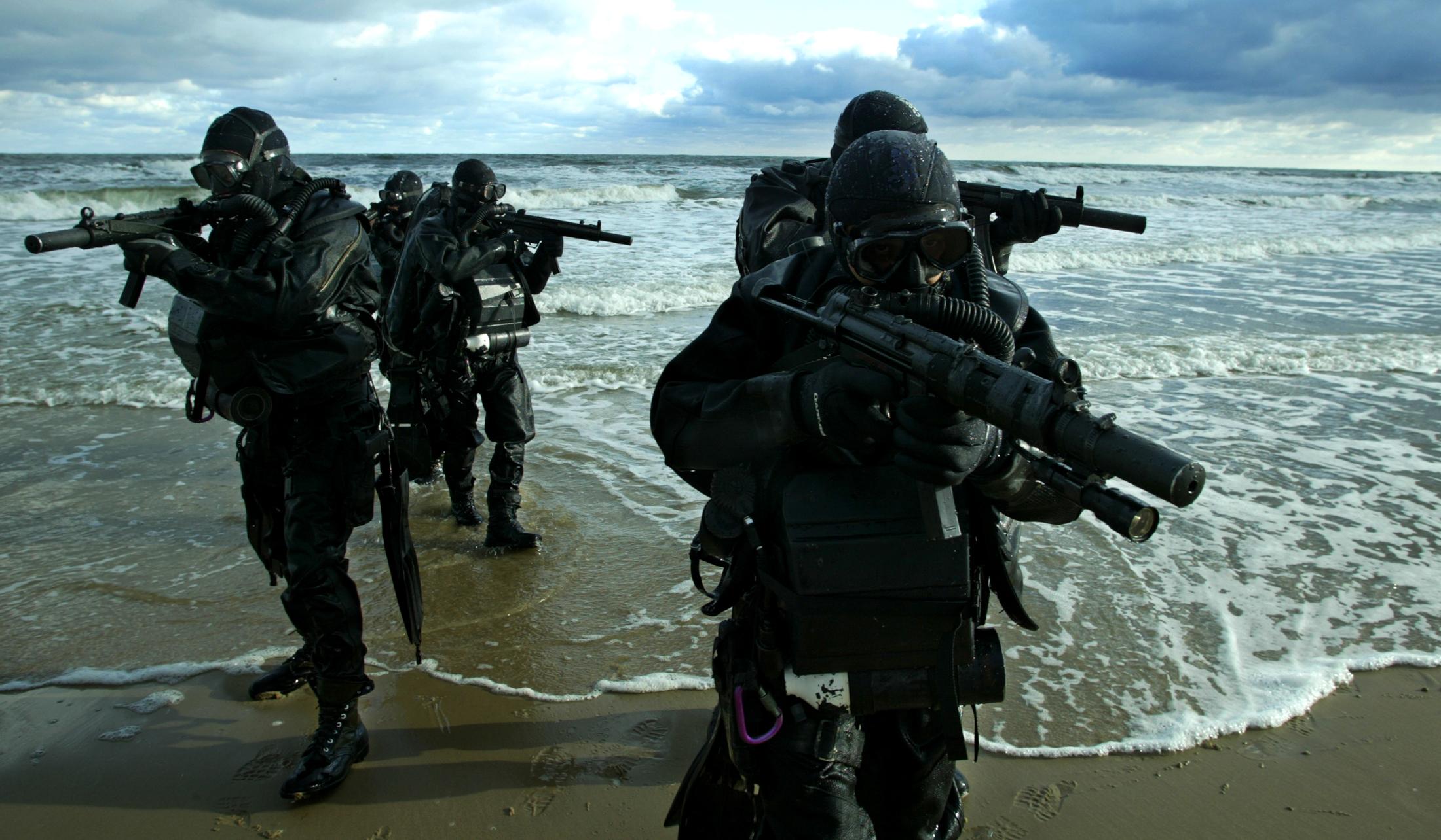 GROM - polskie siły specjalne wideo