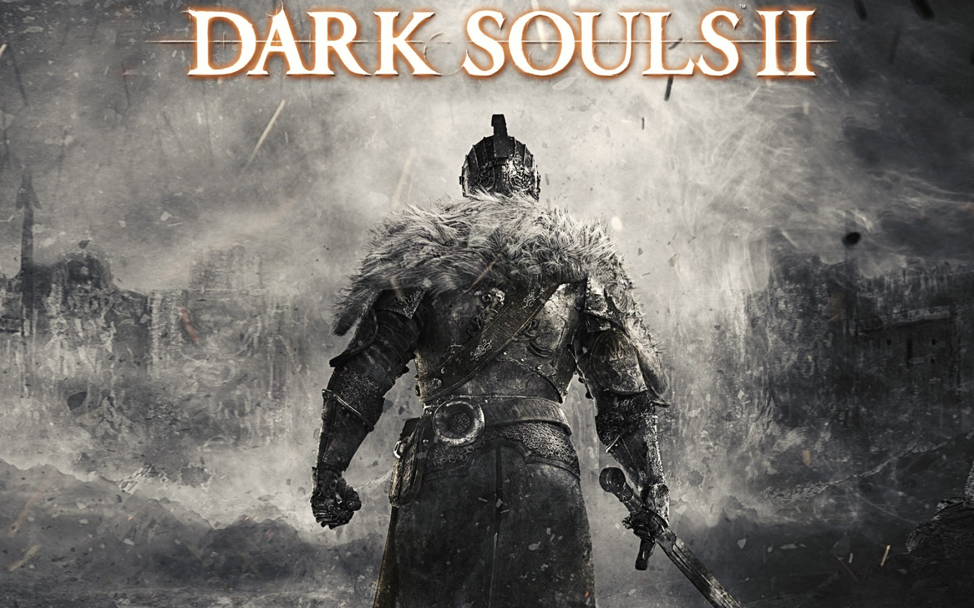 Dark Souls II trailer