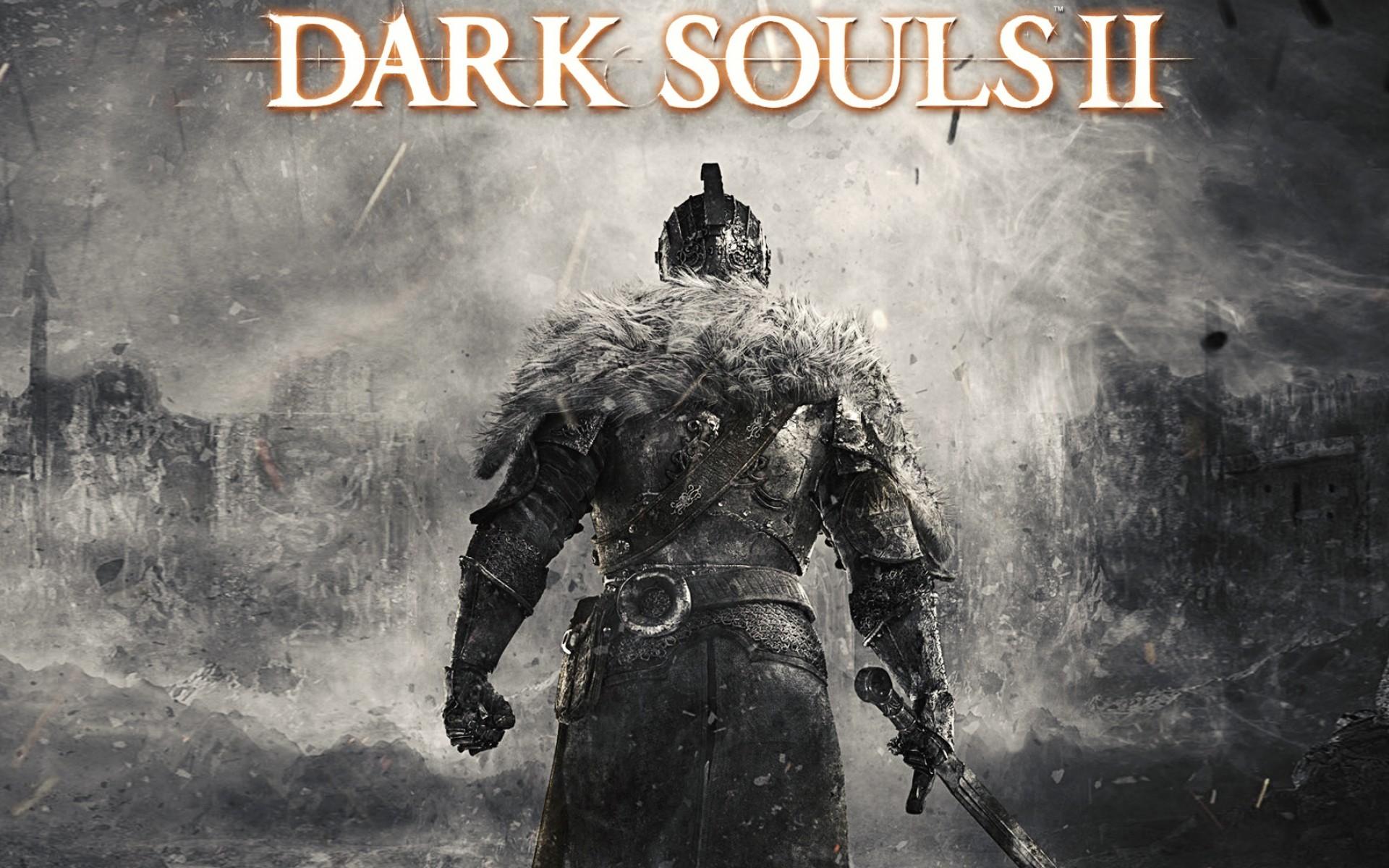 Dark Souls II trailer