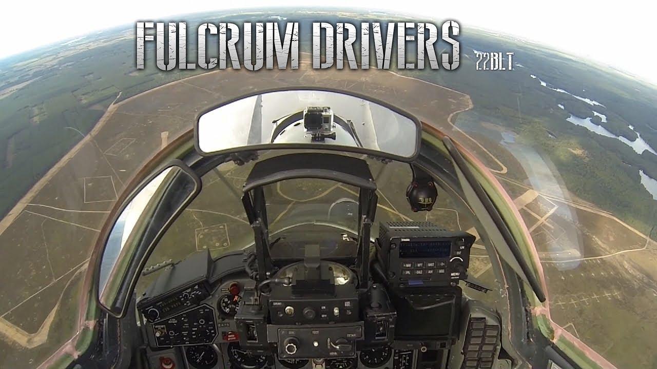 fulcrum drivers mig-29