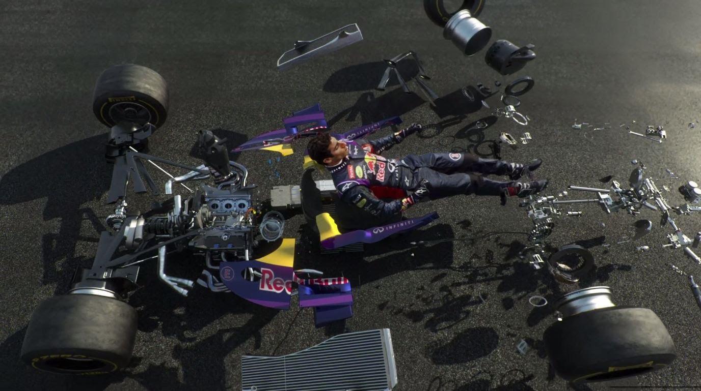 Red Bull animacja nowości 2014