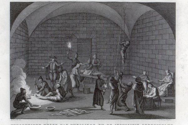 średniowieczne tortury
