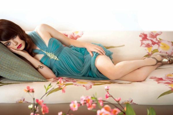 Seksowna Emma Stone