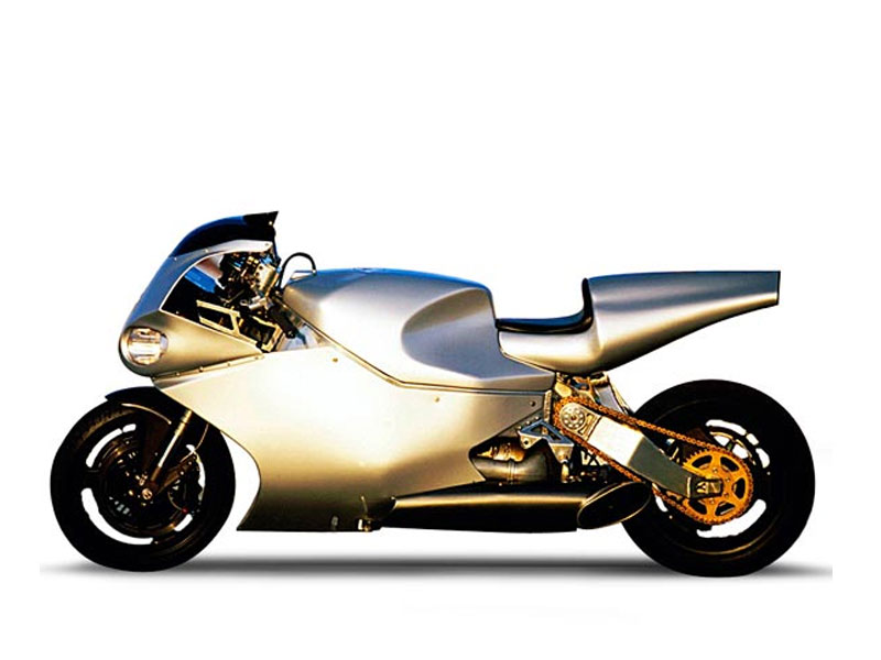 MTT Superbike odrzutowy motocykl