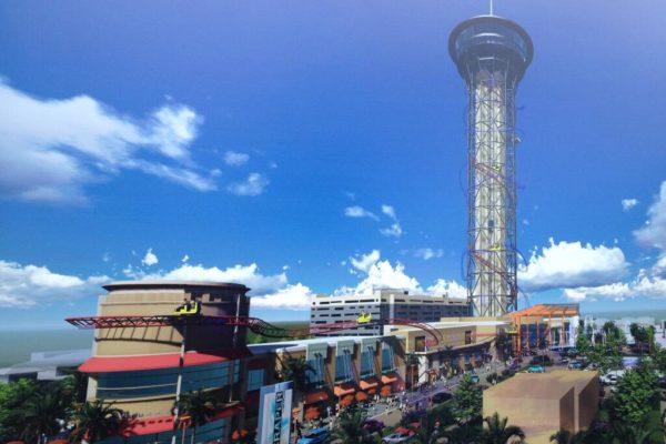 polarcoaster najwyższy rollercoaster na świecie