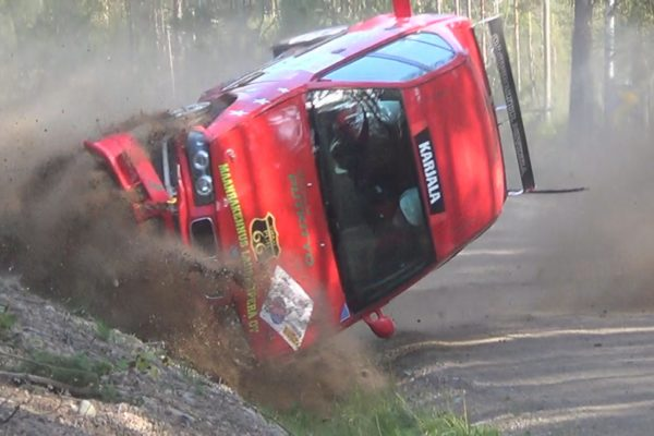 Wypadki Rajdy WRC 2014