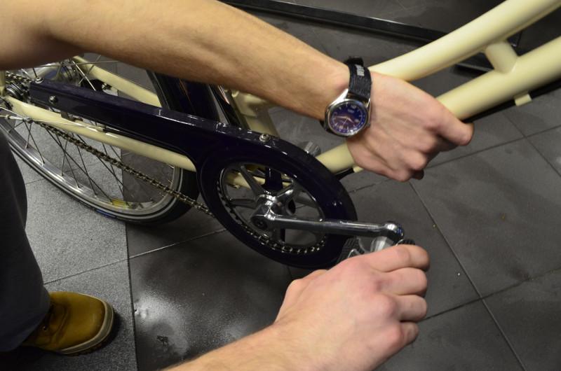 serwis rower korbowod