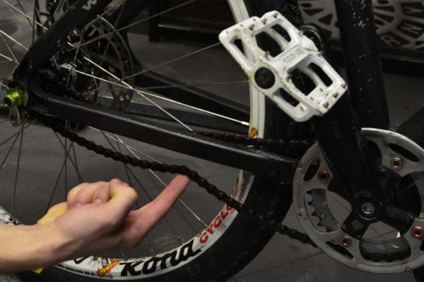serwis rower lancuch