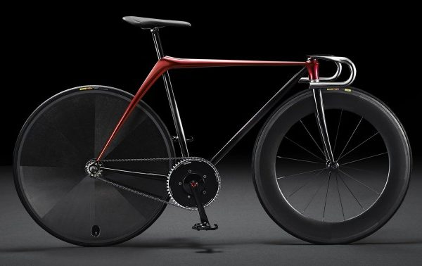 Ultra Minimalist Bicycle by Mazda 0 640x378