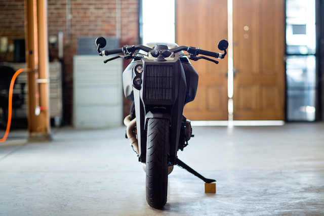 Ronin 47 motocykl