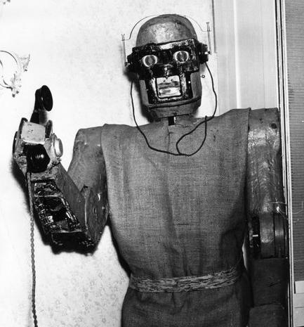 Robotelefon