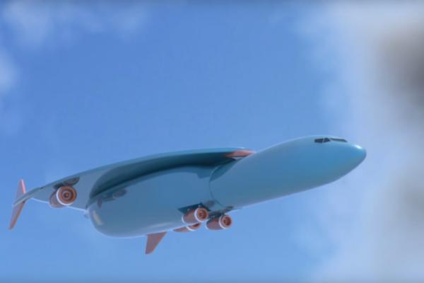 Nowy Concorde 2.0 hipersoniczny samolot pasażerski