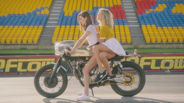 sexy bike