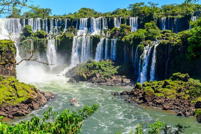 Wodospady Guairá