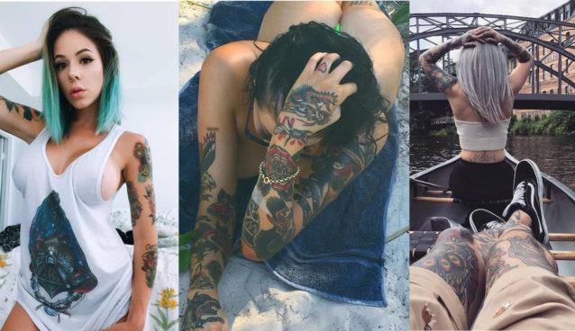 wzory tatuaży - 40 inspiracji