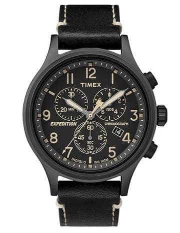 zegarek męski do 500 zł - timex expedition