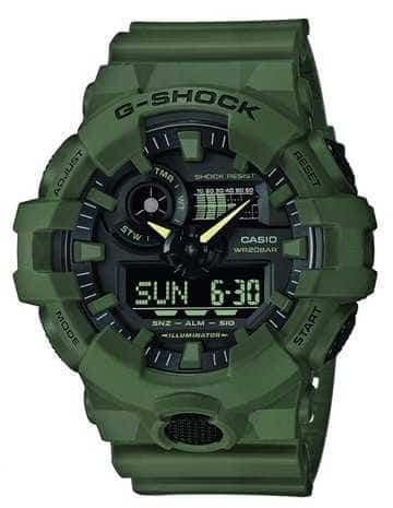 zegarek męski do 500 zł - casio g-shock