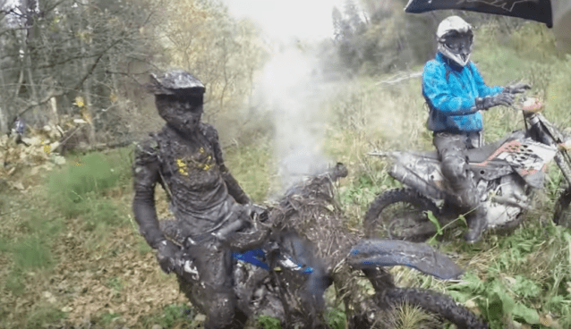 enduro think again