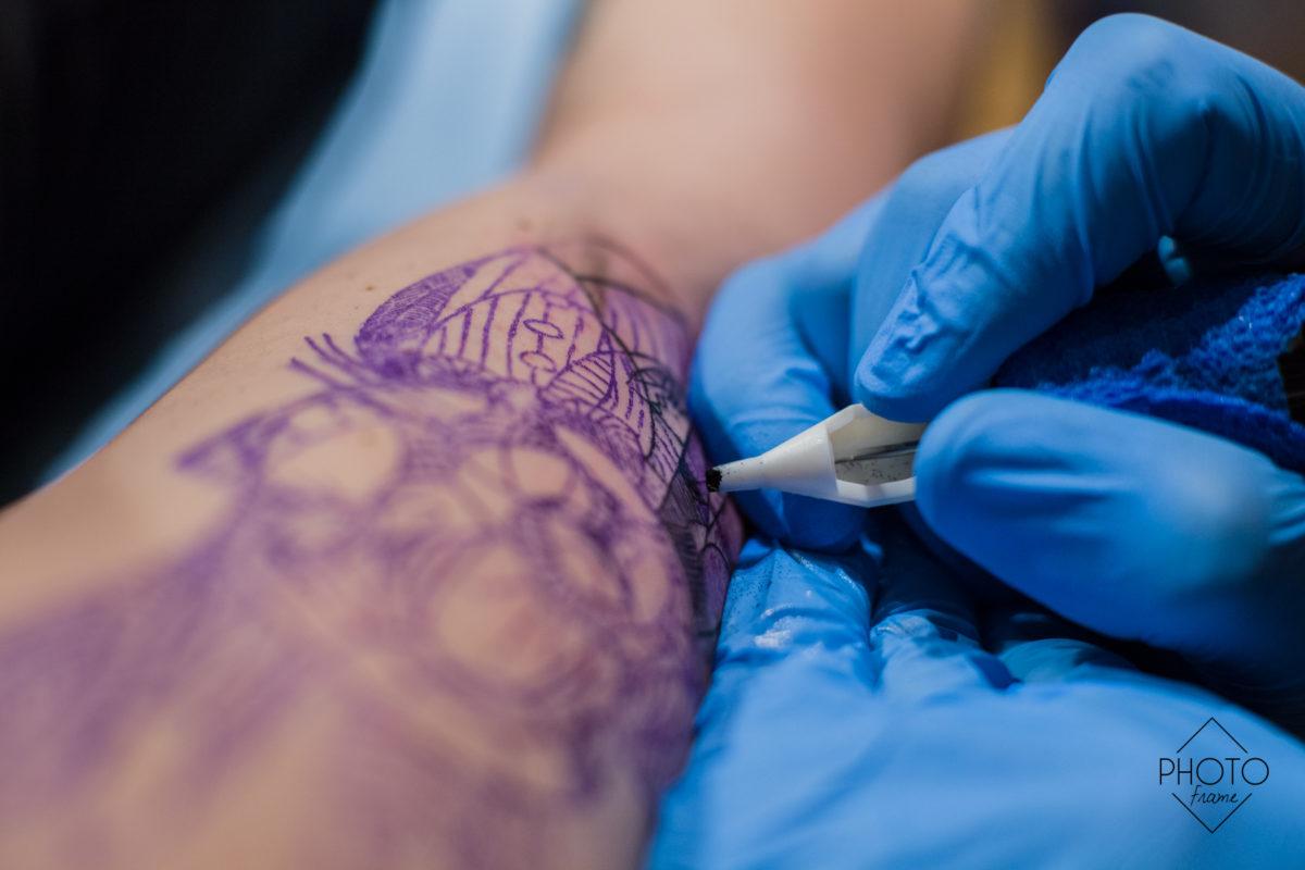 reklamacja tatuażu