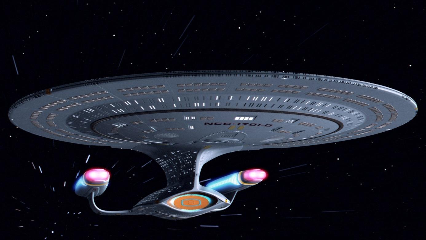 Statek ze Star Trek