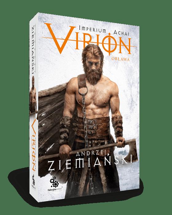 virion obława okładka